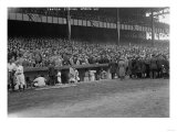 Yankee Stadium Baseball Field Opening Day Photograph - New York, NY Art