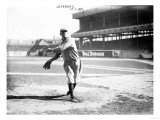 Walt Leverenz, St. Louis Browns, Baseball Photo - New York, NY Art by  Lantern Press
