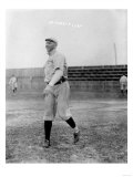 Willie Mitchell, Cleveland Indians, Baseball Photo - Cleveland, OH Posters