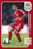 Liverpool - Mascherano Poster