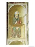 St. Ambrose of Milan Giclee Print by Tommaso Masolino Da Panicale
