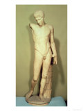 The Westmacott Athlete, Roman Copy of a Greek Bronze, Mid-5th Century Giclee Print by  Roman