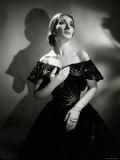 Maria Callas as Violetta in La Traviata Photographic Print by Houston Rogers