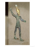 Idol of the God Baal, from Ugarit, Syria Giclee Print by  Phoenician