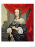 Portrait of a Lady Giclee Print by Louis-Michel van Loo