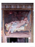 The Dream of Hecuba Giclee Print by Giulio Romano