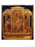 The Confession Giclee Print by Domenico Di Niccolo Dei Cori