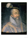 Portrait of Robert Dudley Giclee Print by Jean Mosnier