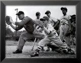 Baseball Training Poster