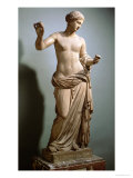 The Venus of Arles, Roman Copy of a Greek Original, c.30 BC-14 Ad Giclee Print by Praxiteles