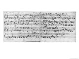 Sei Gegrusset Iesu Gutig Giclee Print by Johann Sebastian Bach