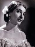 Maria Callas as Violetta in La Traviata Reproduction photographique par Houston Rogers