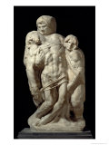 The Palestrina Pieta Giclee Print by  Michelangelo Buonarroti