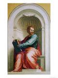 St. Mark, 1516 Giclee Print by Fra Bartolommeo
