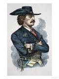 Jean Lafitte Giclee Print by R. Telfer
