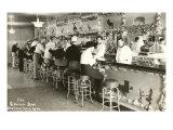 The Cowboy Bar, Jackson Hole, Wyoming Prints