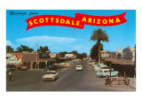 Greetings from Scottsdale, Arizona Prints