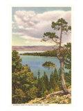 Emerald  Bay, Lake Tahoe Poster