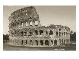 Colosseum, Rome, Italy Art