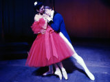 Rudolf Nureyev and Margot Fonteyn in Frederick Ashton's Marguerite and Armand, England Photographie par Anthony Crickmay