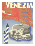 Venice Italy Poster Posters