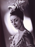 Margot Fonteyn in La Peri, Dame Margot Fonteyn de Arias, 18 May 1919 - 21 February 1991 Photographic Print by Houston Rogers