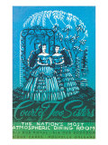 Court of the Two Sisters, New Orleans, Louisiana Prints