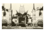 Grauman's Chinese, Hollywood, California Prints