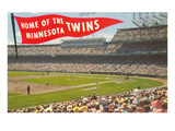 Home of the Minnesota Twins Prints