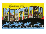 Greetings from Kentucky Prints