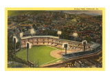 Forbes Field, Pittsburgh, Pennslyvania Posters