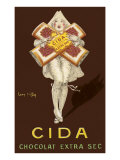 Cida Chocolate Prints