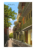 Pirates' Alley, New Orleans, Louisiana Posters