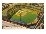 Sportsman's Park, St. Louis, Missouri Print