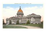 State Capitol, Jackson, Mississippi Art