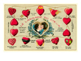 French Language of the Heart Poster