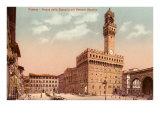 Palazzo Vecchio, Florence, Italy Prints