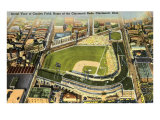 Crosley Field, Cincinnati, Ohio Prints