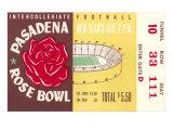 Rose Bowl, Pasadena Posters