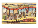 Greetings from Arizona Posters