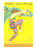 Modern Dancer Posters
