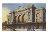 Union Station, Denver, Colorado Prints