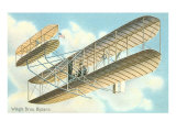 Wright Brothers Bi-plane Prints
