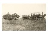 Antichi attrezzi agricoli Stampe