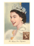 Queen Elizabeth Prints