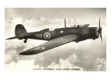 Vickers Wellesley Bomber Art Print