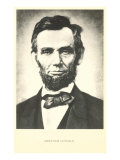 Photo of Abraham Lincoln Posters