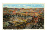 Lipan Point, Grand Canyon Posters