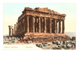 Parthenon, Acropolis Poster