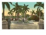 Columbus Park, Havana, Cuba Prints